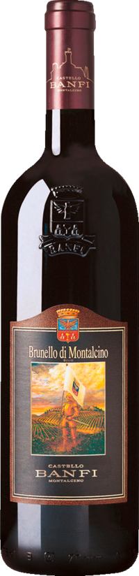 Castello Banfi Brunello