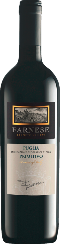 Farnese Farneto Valley Primitivo