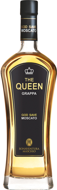 Grappa The Queen Moscato
